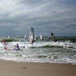 Surf-Weltcup Sylt – Freestyle vor Westerland